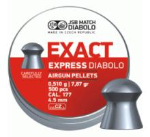 Пули EXACT EXPRESS DIABOLO 0,510g 4,52mm 500шт