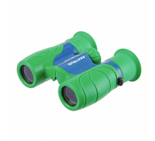 Бинокль детский Veber Эврика 6x21 G/B (зелен/синий)