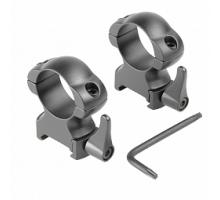 Кольца для прицела Veber 2521 HS быстросъемные