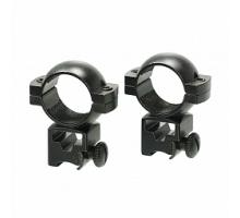 Кольца для прицела Veber 2511 EH с окошком
